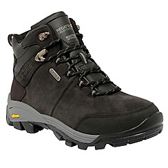 Regatta - Black Asheland hiking boot