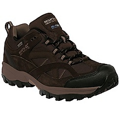 Regatta - Brown Alderson walking shoe