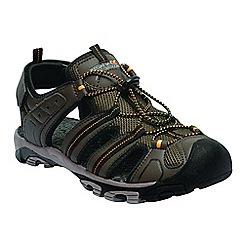 Regatta - Brown Westshore sandals