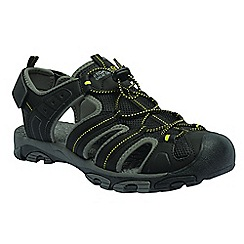 Regatta - Black Westshore sandals
