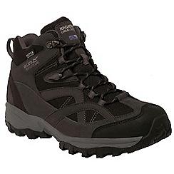 Regatta - Grey Alderson mid walking boot