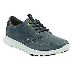Regatta - Grey marine shoes
