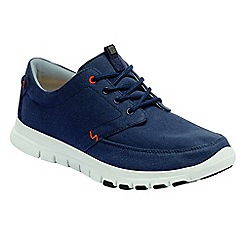 Regatta - Navy marine shoes