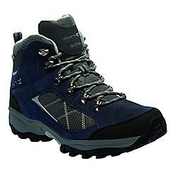Regatta - Navy clydebank boots