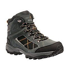 Regatta - Grey 'Clydebank' hiking boot