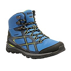 Regatta - Blue 'Kota' walking boot