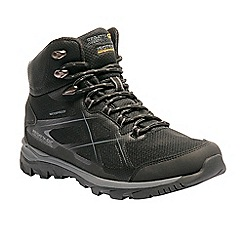 Regatta - Black 'Kota' walking boot
