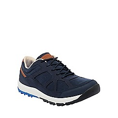 Regatta - Blue varane lightweight shoe