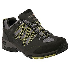 Regatta - Brown Samaris hiking shoe