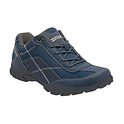 Regatta - Navy stonegate low shoes
