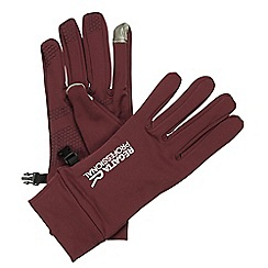 Regatta - Fig mens touchtip stretch glove