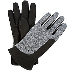 Regatta - Black 'Gerson' gloves