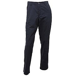 Regatta - Navy crossfell trs