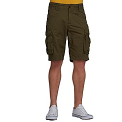 Regatta - Khaki green shoreway short