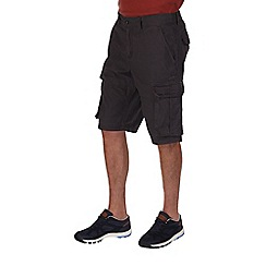 Regatta - Dark grey shoreway short