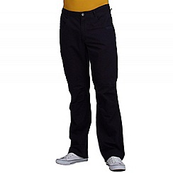 Regatta - Navy landwalk trouser - long