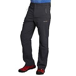 Regatta - Seal grey fellwalk stretch trouser - long