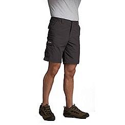 Regatta - Dark grey crossfell short