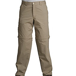 Regatta - Parchment crossfell ii zip off trouser - long