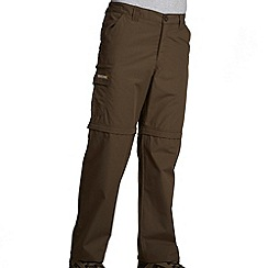 Regatta - Roasted crossfell ii zip off trouser - long