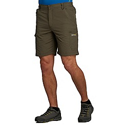 Regatta - Khaki green larsson short