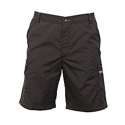 Regatta - Dark grey larsson short