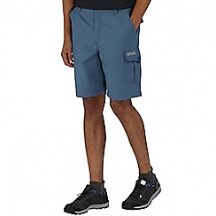 Regatta - Blue men's delph shorts