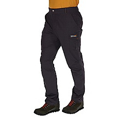 Regatta - Grey delph multi pocketed trousers