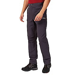Regatta - Grey mens delph trousers