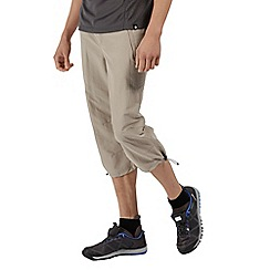 Regatta - Natural leesville lightweight capri