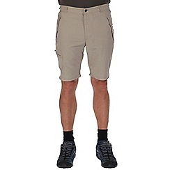 Regatta - Natural leesville quick drying shorts