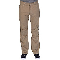 Regatta - Brown landike trousers