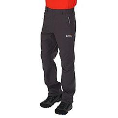 Regatta - Grey fellwalk trousers