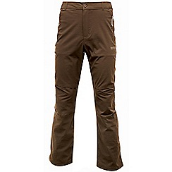 Regatta - Gold sand fellwalk trousers