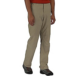 Regatta - Natural Fellwalk stretch trousers regular length