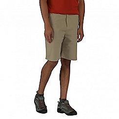 Regatta - Natural Fellwalk stretch shorts