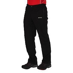 Regatta - Black dayhike trousers