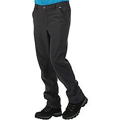 Regatta - Grey Fenton trousers long length