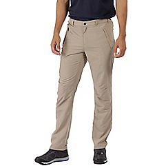 Regatta - Natural Leesville trousers regular length