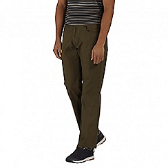 Regatta - Green Landyn trouser longer length