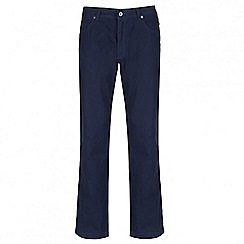 Regatta - Navy Landyn trouser longer length
