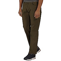 Regatta - Green Landyn trouser regular length