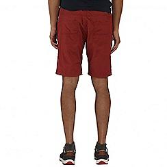 Regatta - Burgundy sanjaro shorts