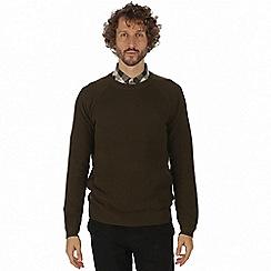 Regatta - Green 'Kolten' jumper