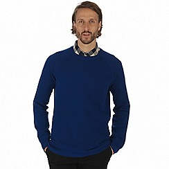 Regatta - Blue 'Kolten' jumper