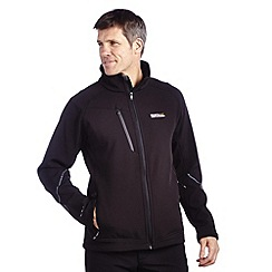 Regatta - Black(grey) davies jacket