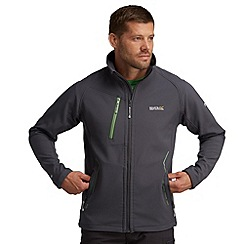 Regatta - Grey nielson softshell jacket
