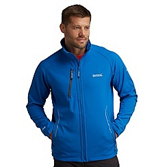 Regatta - Oxford blue nielson softshell jacket
