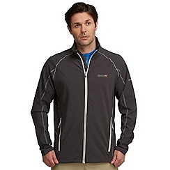 Regatta - Grey springrock softshell jacket