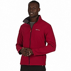 Regatta - Red 'Cera' softshell jacket